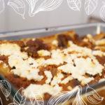 ギルトフリーでも食べごたえばっちり!マッシュルームと茄子のヘルシーラザニア