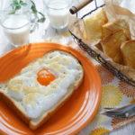オシャレで手軽な朝食レシピ!SNS映え抜群のトーストアレンジ2種